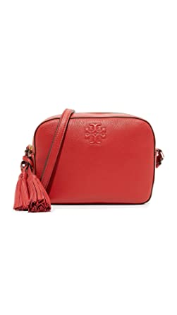 255db1019905 Image Unavailable. Image not available for. Color  Tory Burch Women s Thea  Shoulder Camera Bag ...