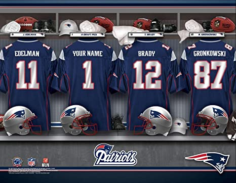Image Unavailable. Image not available for. Color  Personalized New England  Patriots ... 89f06830d