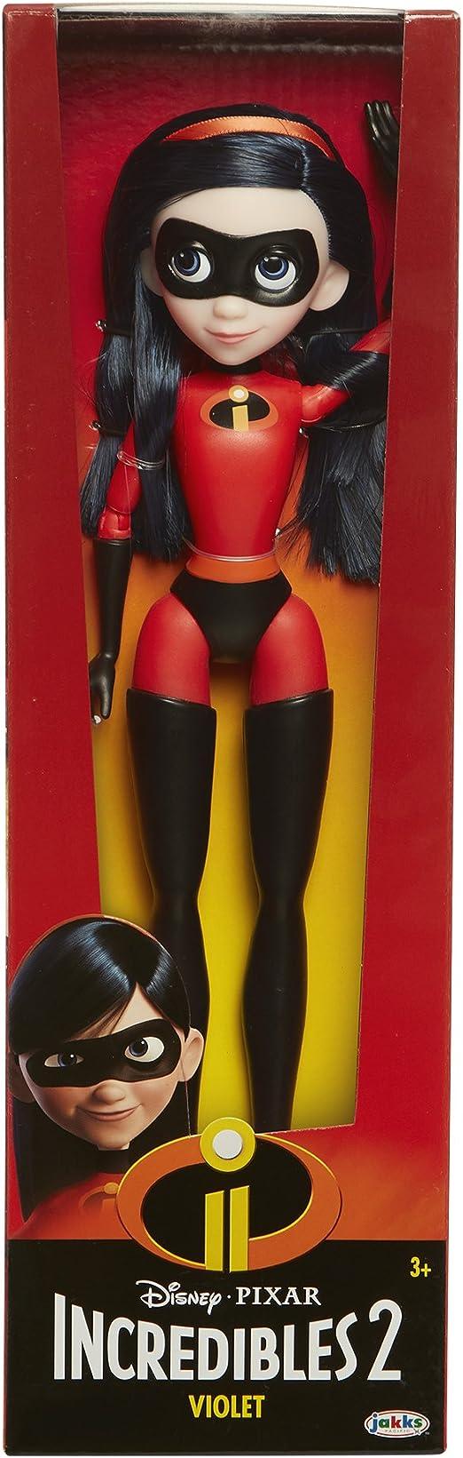 Incredibles 2 Violet Action Personaggio 27 cm DISNEY LE INCREDIBILI 2