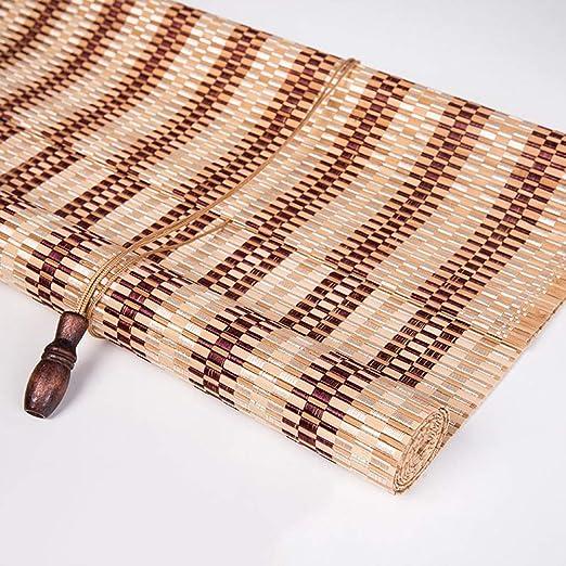 Persiana de bambú Cortinas/Persianas Enrollables De Bambú ...