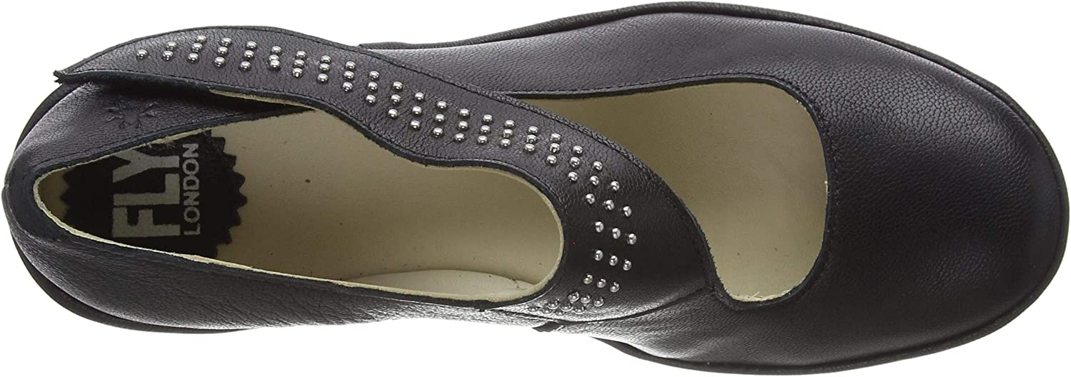 Fly London Yasi682fly Stud Plate-Forme Femme