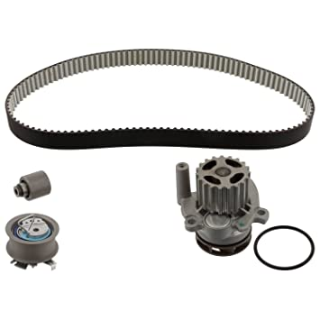 pack of one febi bilstein 45133 Timing Belt Kit with water pump