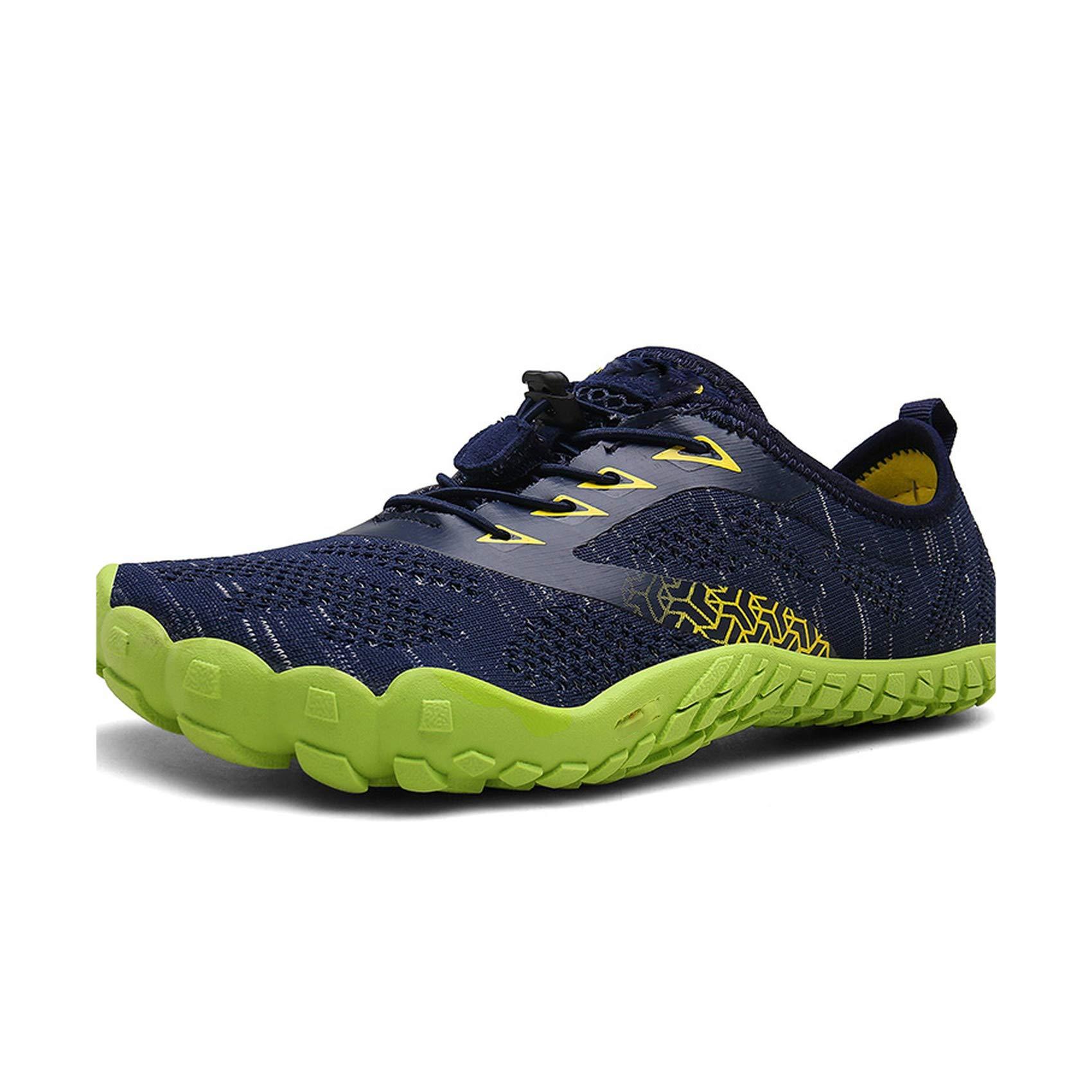 Big Big Beauty Men Water Shoes Woman Beach Sandals Breathable Diving Swimming Aqua Shoes,9.5 by Big Big Beauty