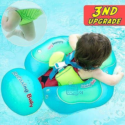 Amazon.com: Favolo - Flotador inflable para piscina de bebé ...