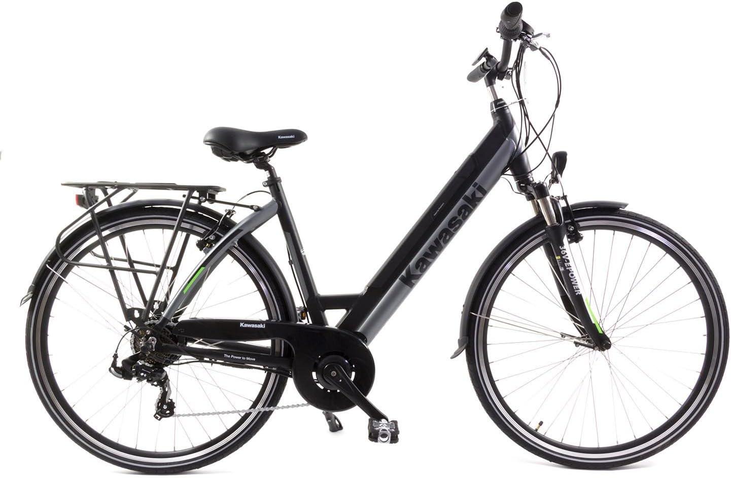 Kawasaki Trekking de Bike Lady: Amazon.es: Deportes y aire libre