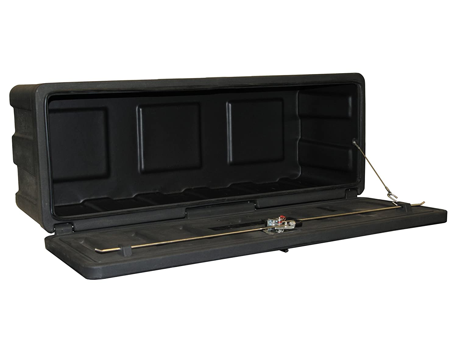 Buyers Products Black Poly Underbody Truck Box 18x18x24 Inch