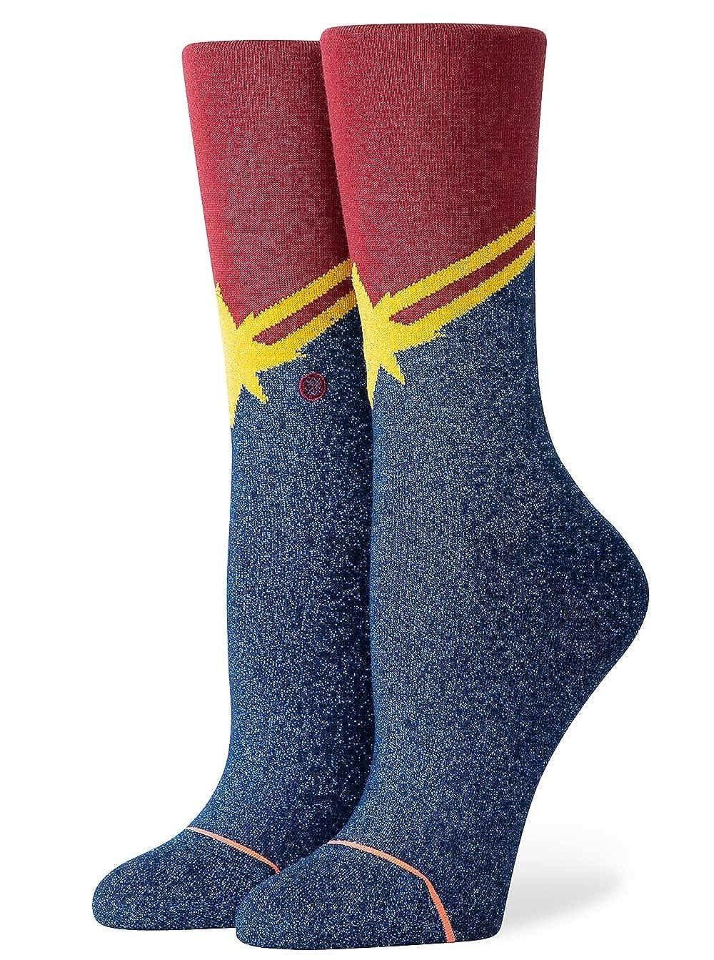 Femme Rouge rouge M Stance Socks Chaussette de sport