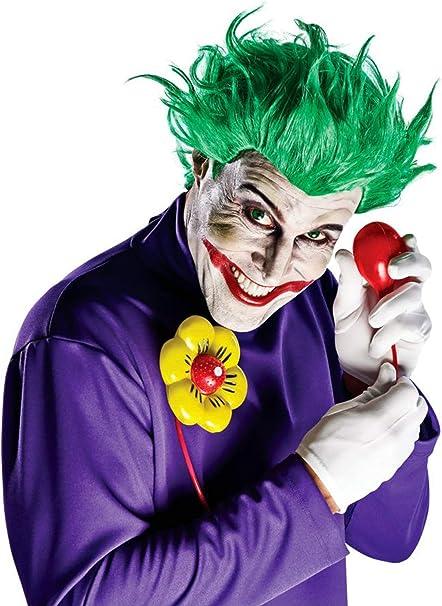 Rubies Disfraz de Joker Kit juego de accesorios: Amazon.es: Ropa y ...