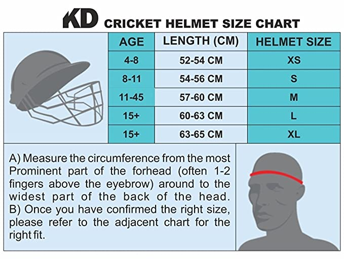 Buy KD Cricket Helmet Stainless Steel Visor Protector