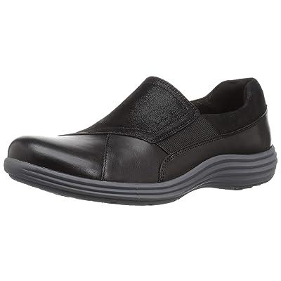 Amazon.com | Aravon Women's Beaumont Gore Loafer Flat | Shoes
