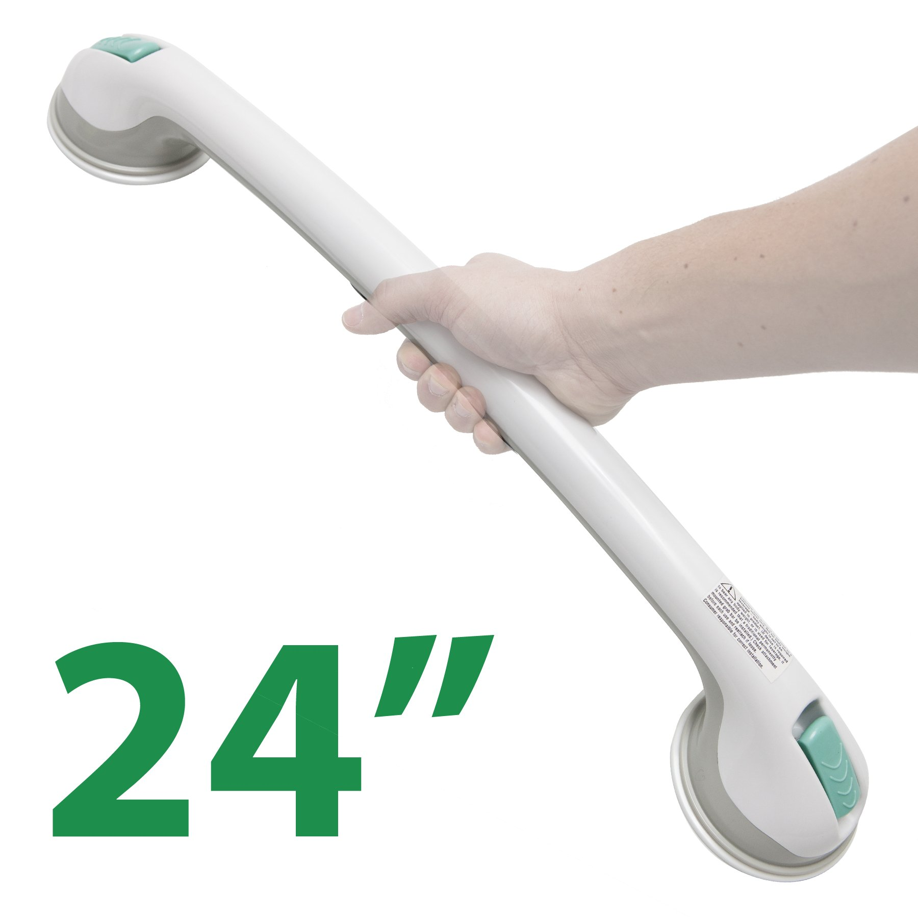 Amazon.com : Safe-er Grip Bath & Shower Handle, 17-Inches (Pack of ...