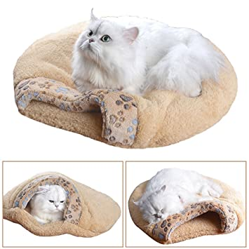 Gato O Perro Cama para gatos y hundewelpen, extracálido ...