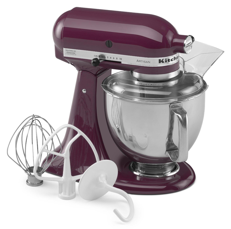 Amazon KitchenAid Artisan Mixer 5KSM150PSE 220Volt WILL NOT