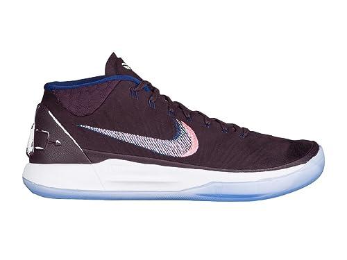 d0246eb07398 Nike Men s Kobe Ad Fitness Shoes (Port Wine Multicoloured-Colo 602)
