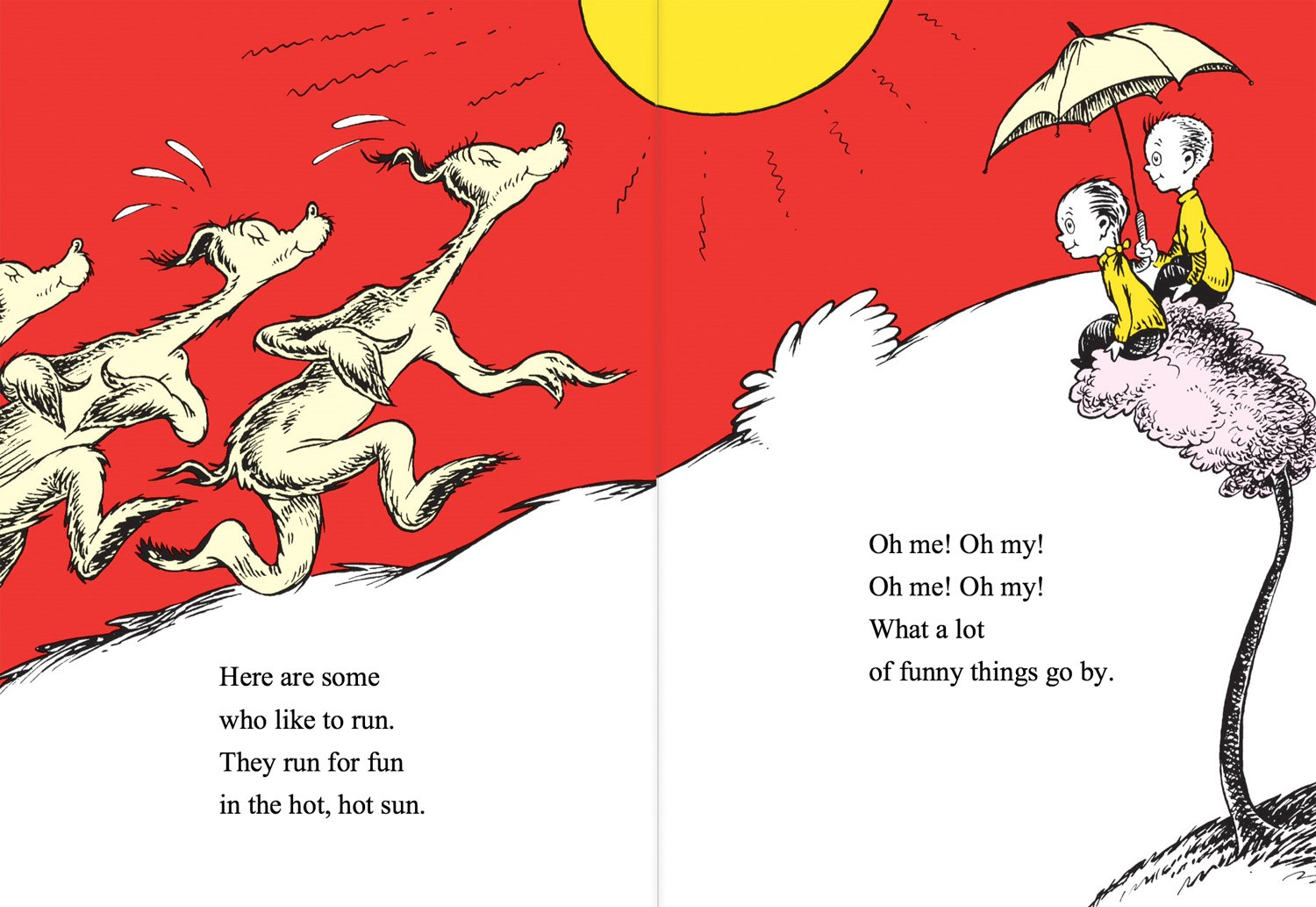 One Fish, Two Fish, Red Fish, Blue Fish. Dr. Seuss: Dr Seuss ...