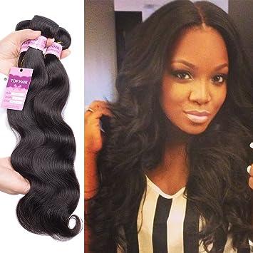 Amazon Com Women S Day Gifts 7a Peruvian Body Wave Human Hair