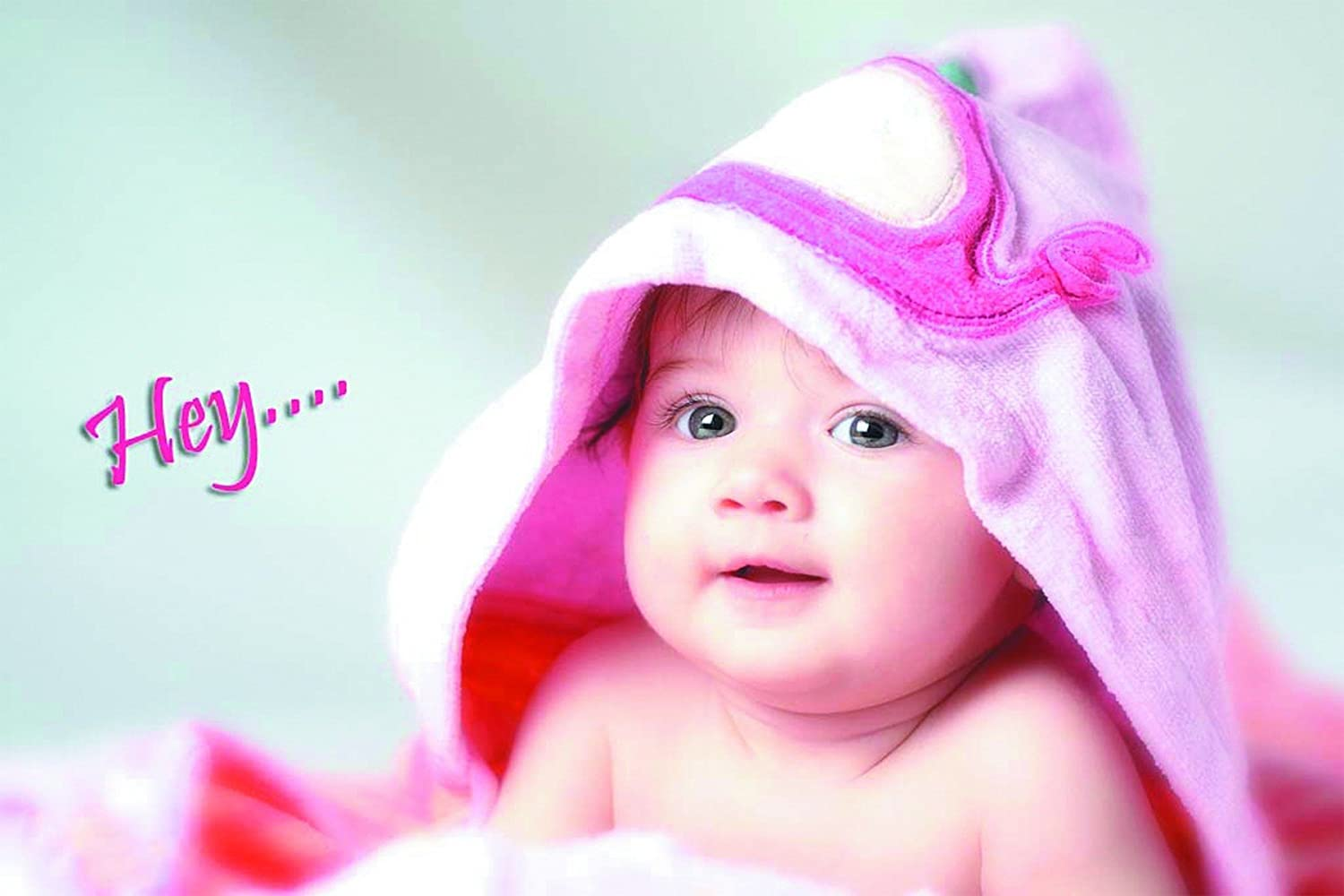 Poster king baby love baby in pink hat poster multicolour 12 x 18 amazon in home kitchen