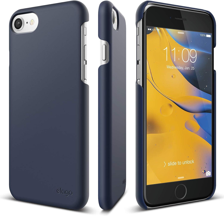 elago iPhone 8 / iPhone 7 case, [Slim Fit 2][Jean Indigo] - [Light][Minimalistic][True Fit]