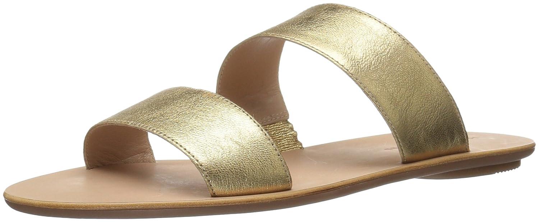 Loeffler Randall Women's Clem Flat Sandal B01KX2ZOJQ 7.5 B(M) US|Gold