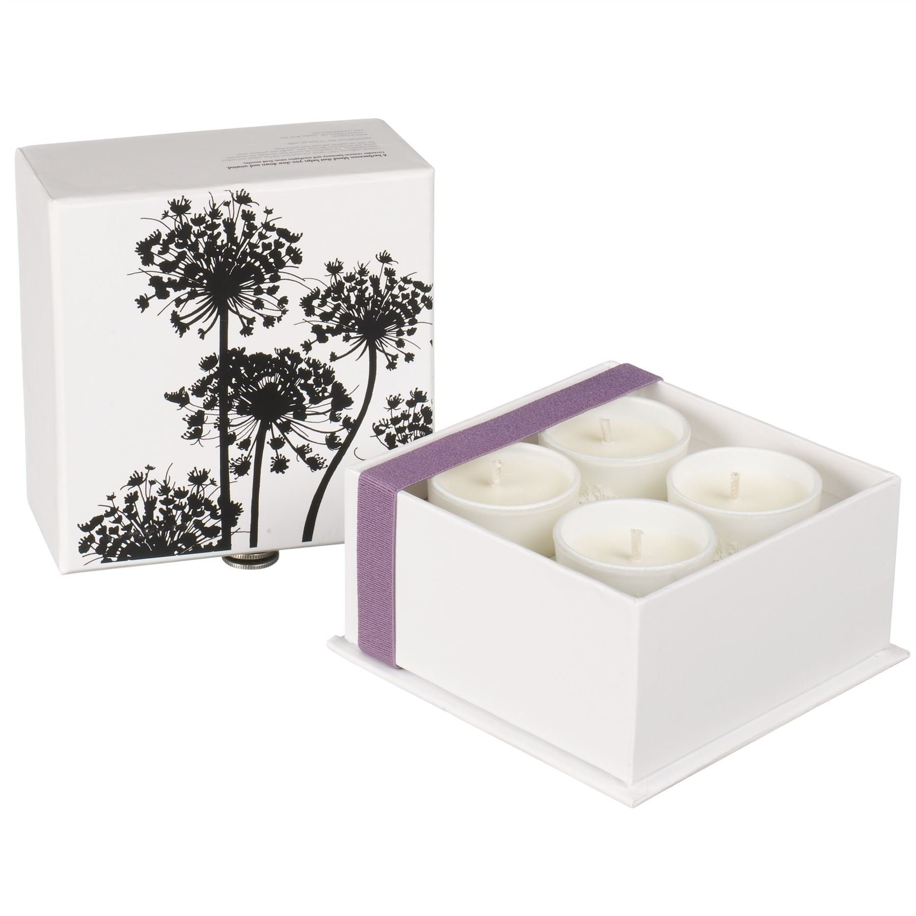 Cowshed Knackered Cow Travel Candles 4 x 38g - Pack of 2