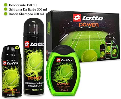 Set Regalo lote Power Desodorante, ducha shampoo, espuma de ...