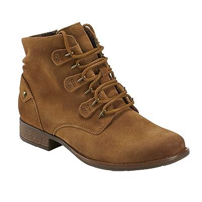 Earth Shoes Avani 2 Bah Women's Bone Brown 8 Medium US   Ankle & Bootie