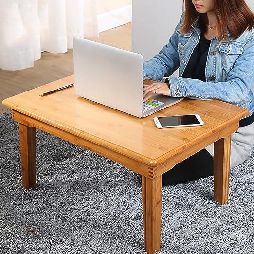 Mesa de la computadora Plegable Cama de Tabla con una pequeña Mesa ...