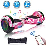Amazon.com: LIEAGLE Hoverboard Self Balancing Scooter Hover ...