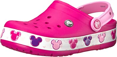 Crocs Kids' Crocband Mickey Fun Lab