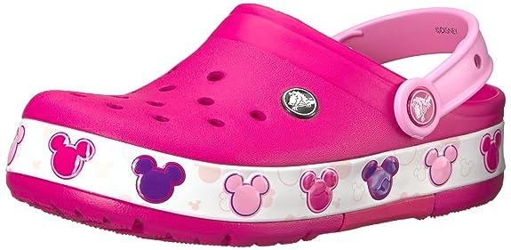 Großhandelsverkauf bekannte Marke bester Wert Crocs Kids' Crocband Fun Lab Mickey Light-Up Clog