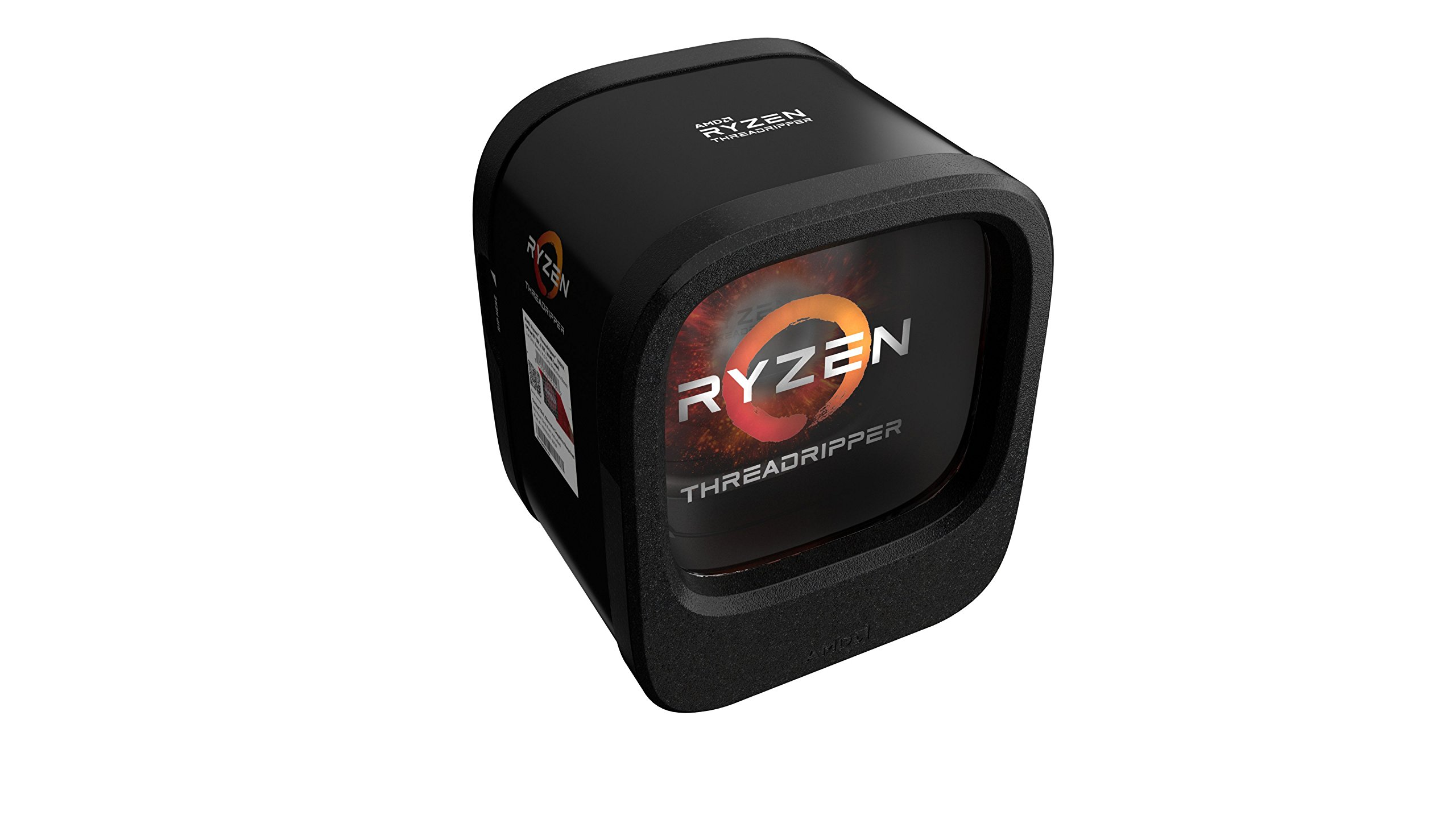 AMD Ryzen Threadripper 1900X (8-core/16-thread) Desktop Processor (YD190XA8AEWOF) by AMD