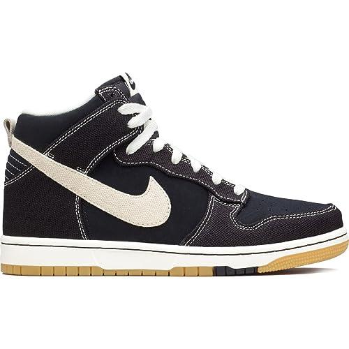 Nike 705434 002 Zapatillas de Lona para Hombre Negro Size