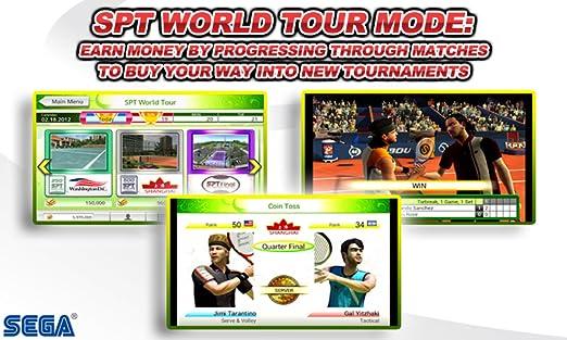 Amazon.com: Virtua Tennis Challenge: Appstore para Android