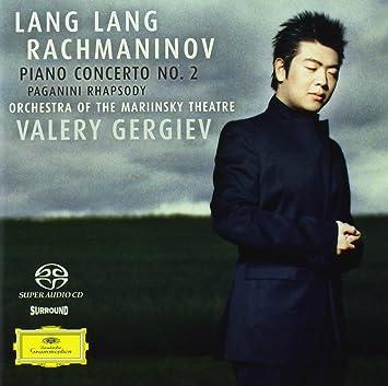 Piano Concerto 2 / Paganini Rhapsody (Ms)