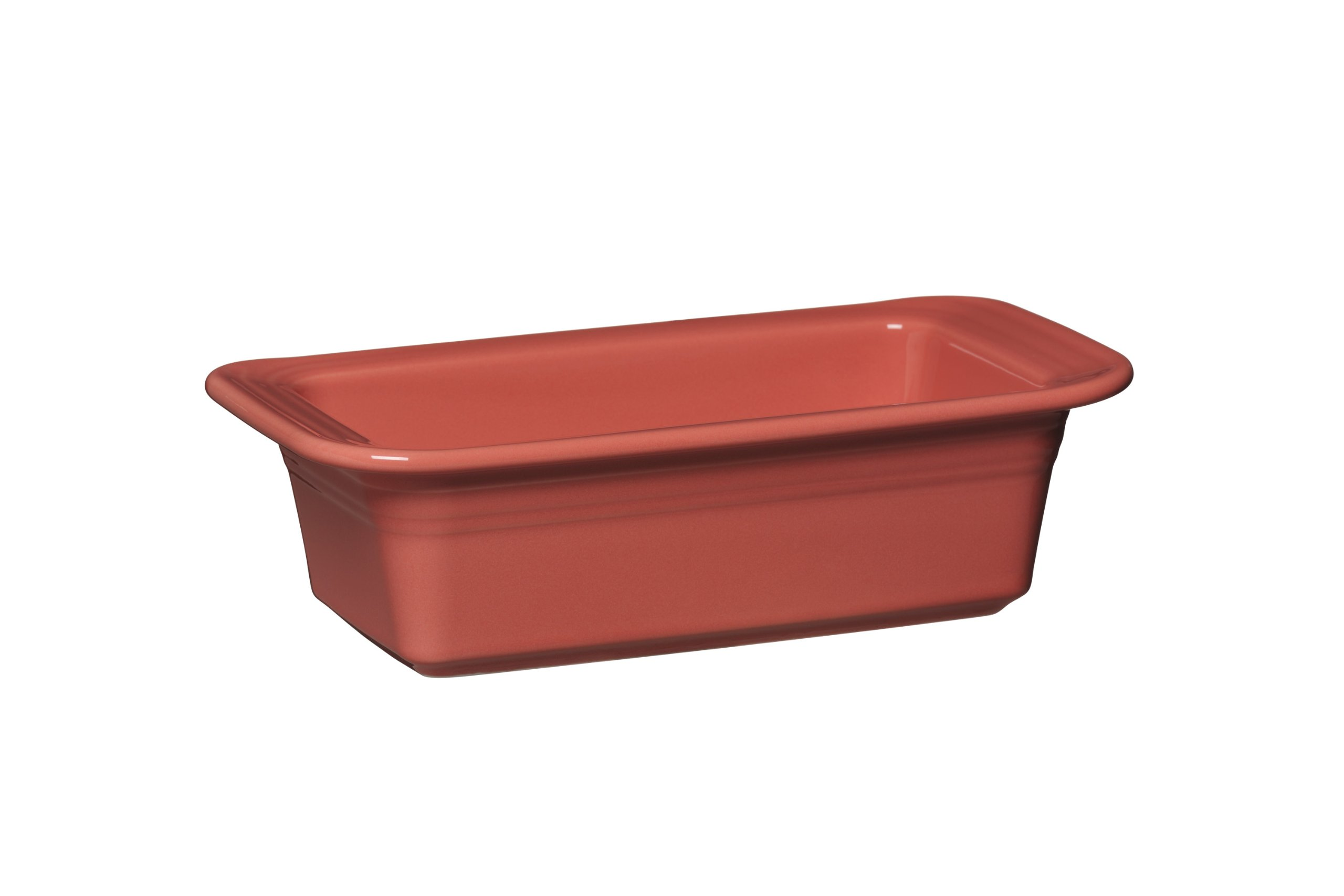 Fiesta 813-335 Loaf Pan, 5-3/4-Inch by 10-3/4-Inch, Flamingo