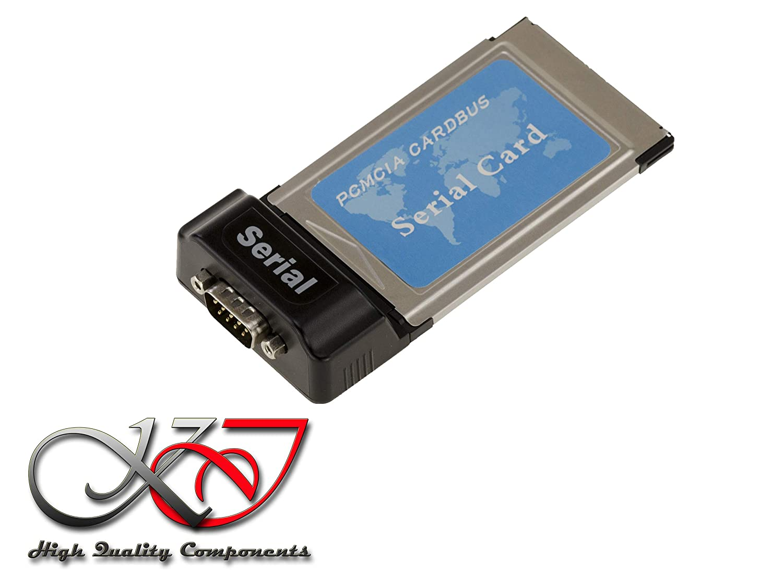 KALEA-INFORMATIQUE Tarjeta controlador PCMCIA CARDBUS, 1 ...