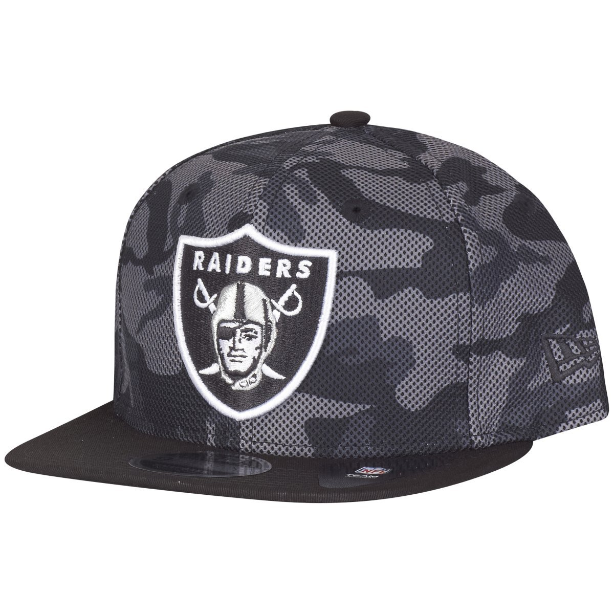 Gorra 9Fifty Mesh Camo Raiders by New Era gorragorra de beisbol (S ...