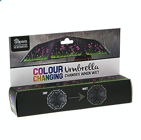 Negro compacto, paraguasque cambia de color – ...