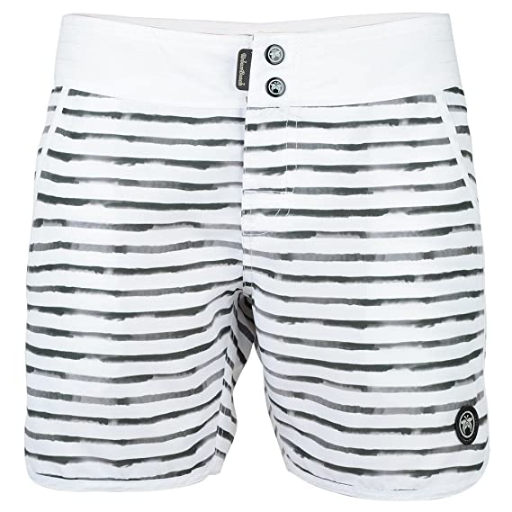 ef57dd26c8 ROC Board Shorts - White (10): Amazon.co.uk: Clothing