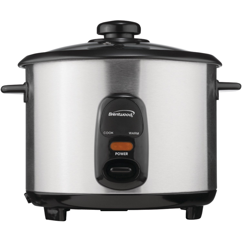 豪華で新しい Brentwood TS-20 [並行輸入品] Brentwood Stainless Steel 10-cup Rice Cooker, Silver [並行輸入品] Silver B01IC18X5M, 人気ブランドを:a23ad214 --- arianechie.dominiotemporario.com