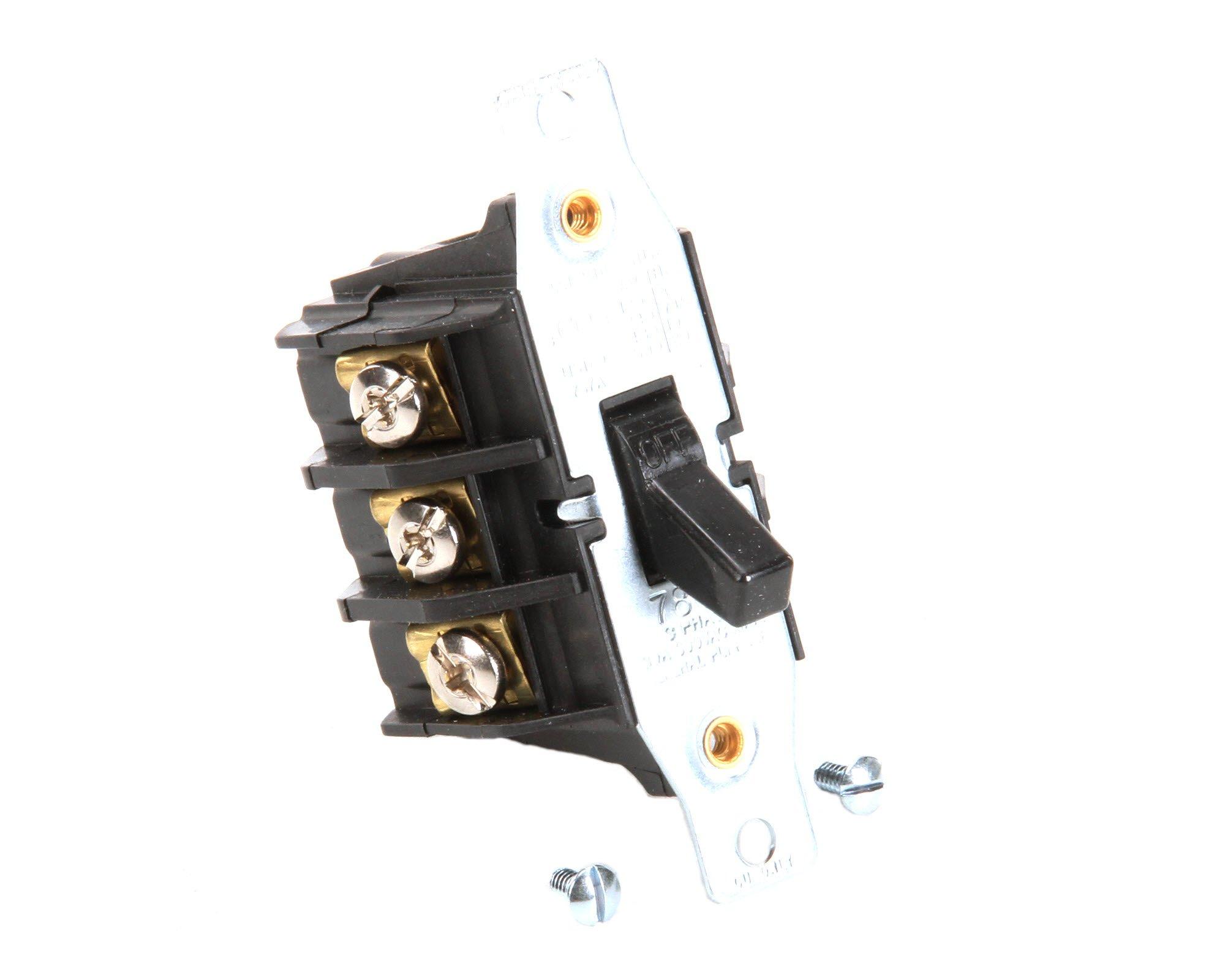 Duke 212100 3 Phase Toggle Switch