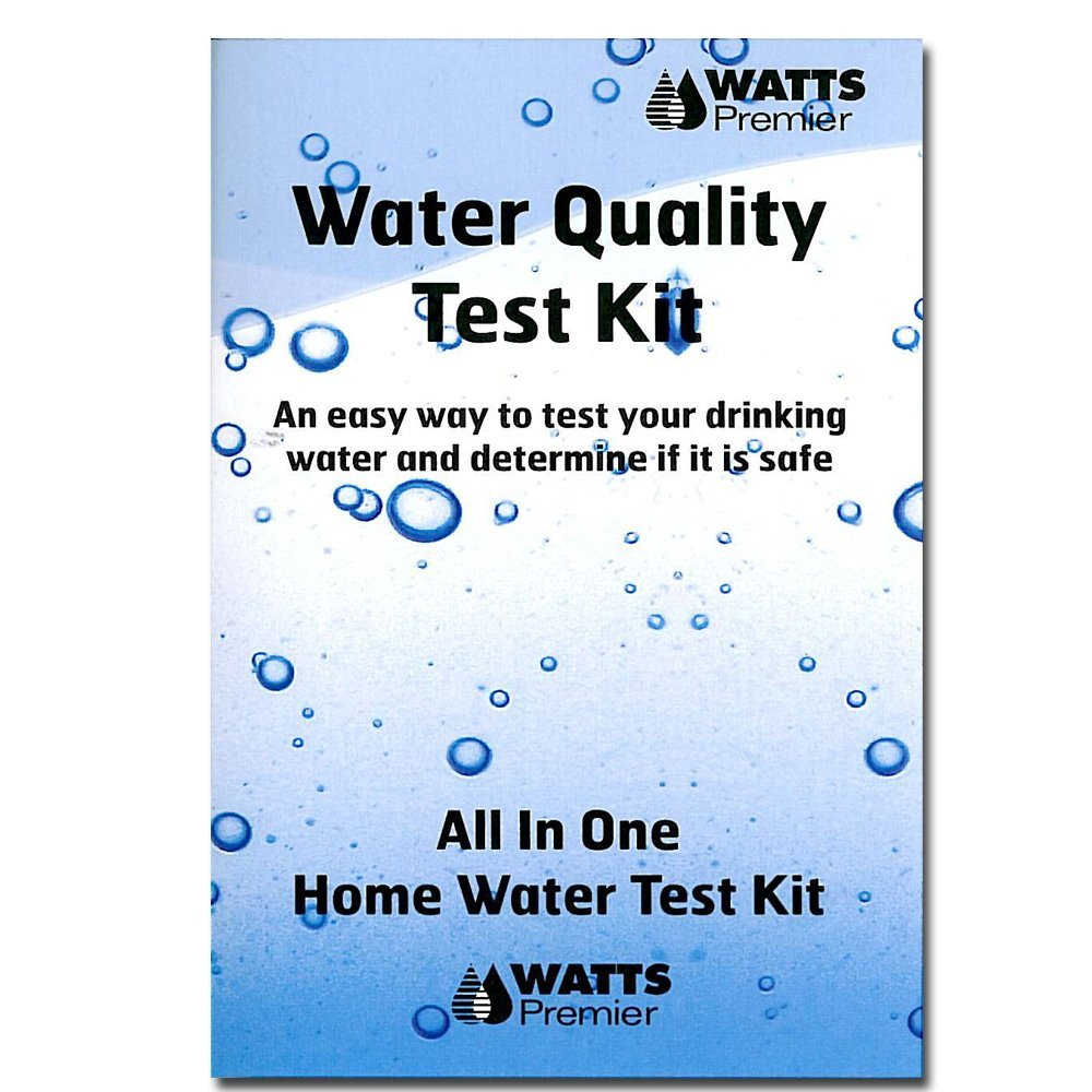 Amazon.com: Watts Premier 173006 All-In-One Water Test Kit: Home ...