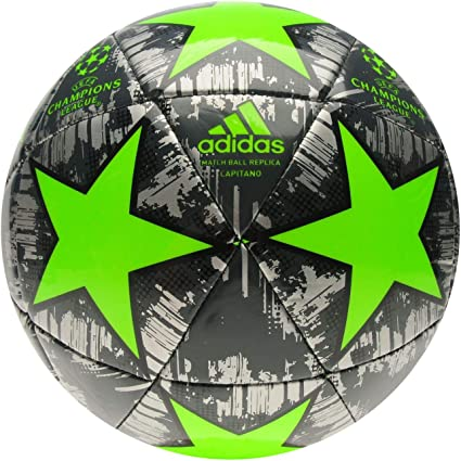 adidas Champions League Pelota de Partido capitán réplica Balón de ...