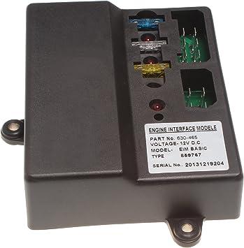 Friday Part Interface Module Eim 630 088 Replace Eim 630 465 Fg Wilson Parts Engine 12v