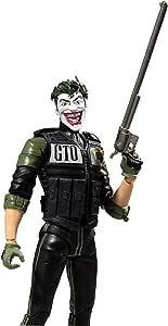 DC McFarlane Multiverse Joker Batman: White Knight