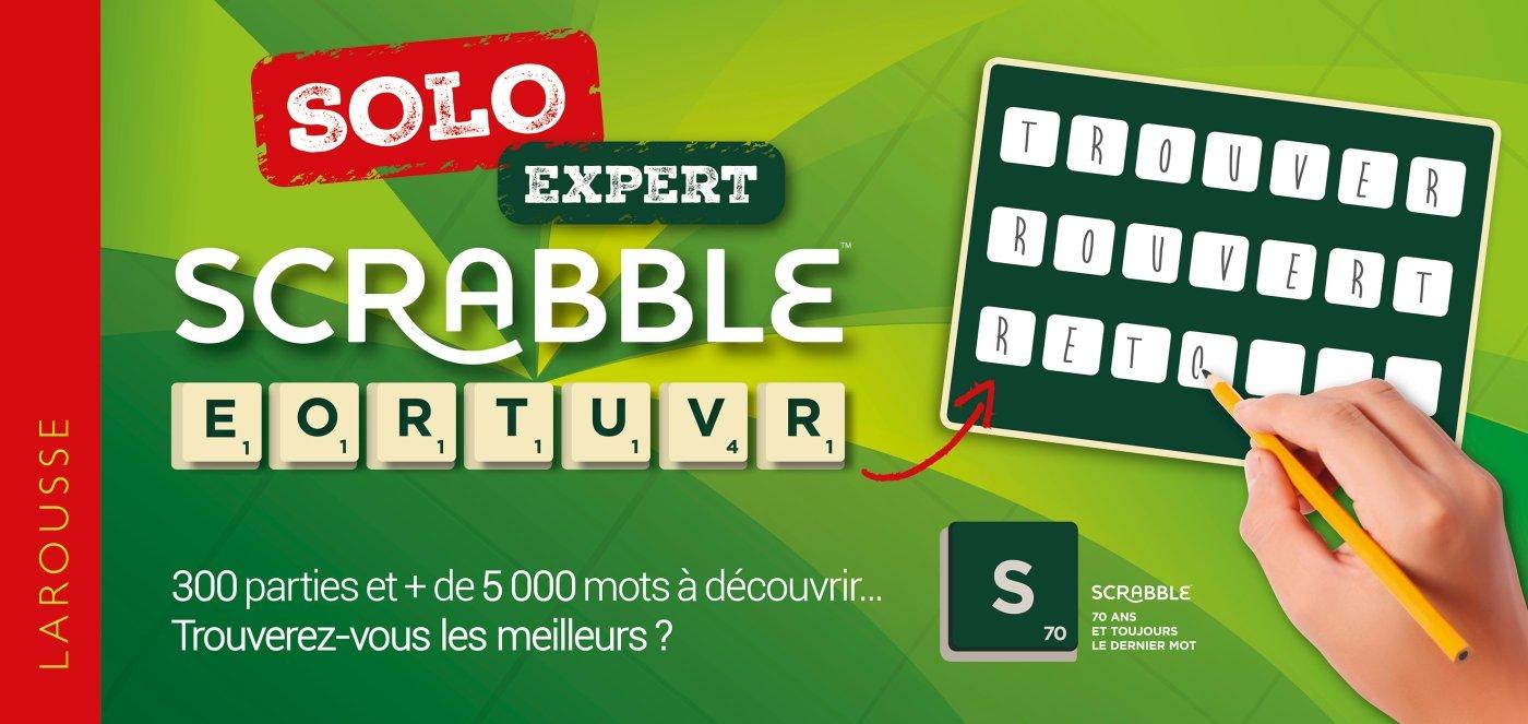 Scrabble Solo expert (Hors Collection - Scrabble): Amazon.es: Descours, Sabine, Tahon, Véronique: Libros en idiomas extranjeros