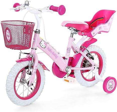 HELLO KITTY Bicicleta Ballet 12 Rosa: Amazon.es: Deportes y aire libre