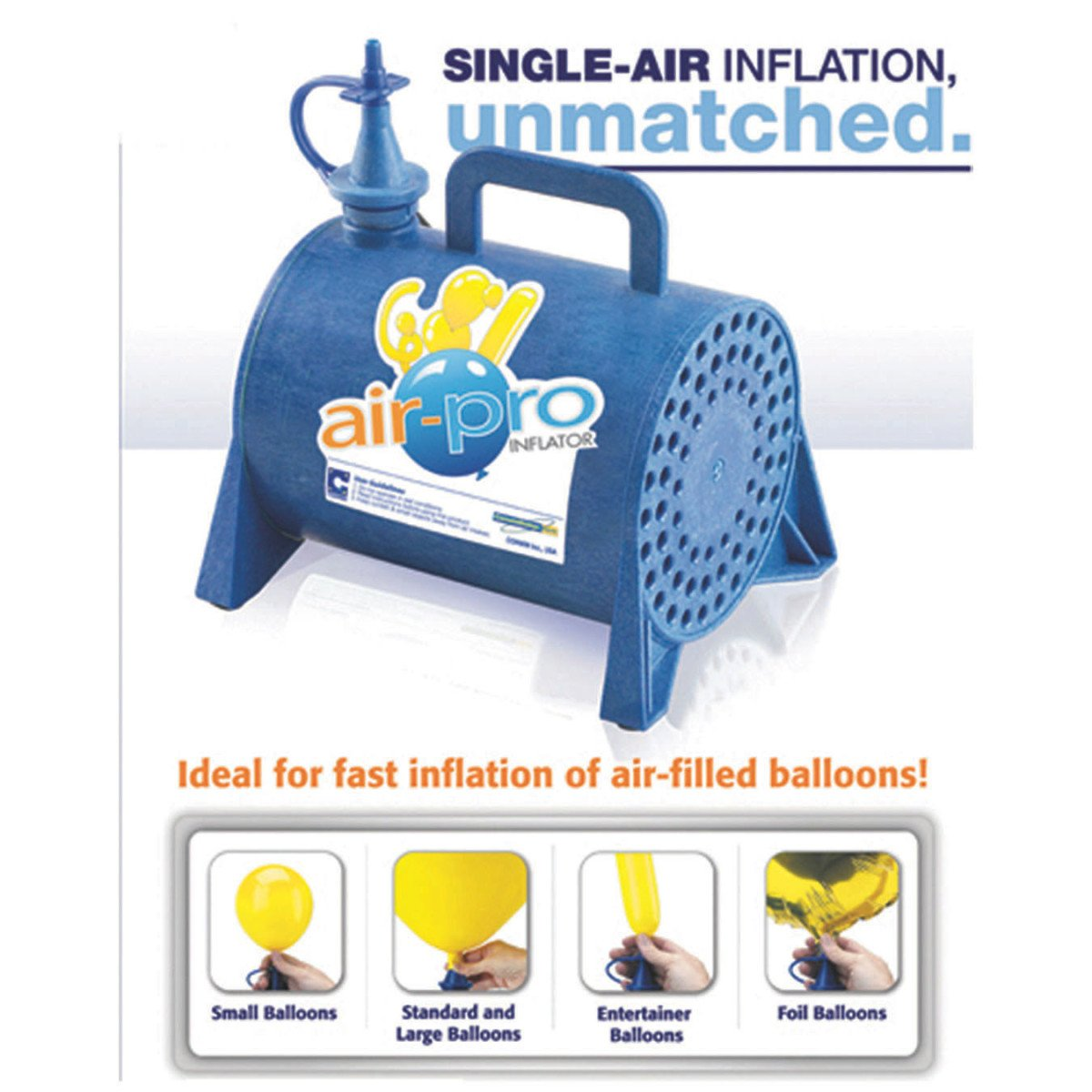 Air Pro Electric Air Balloon Inflator