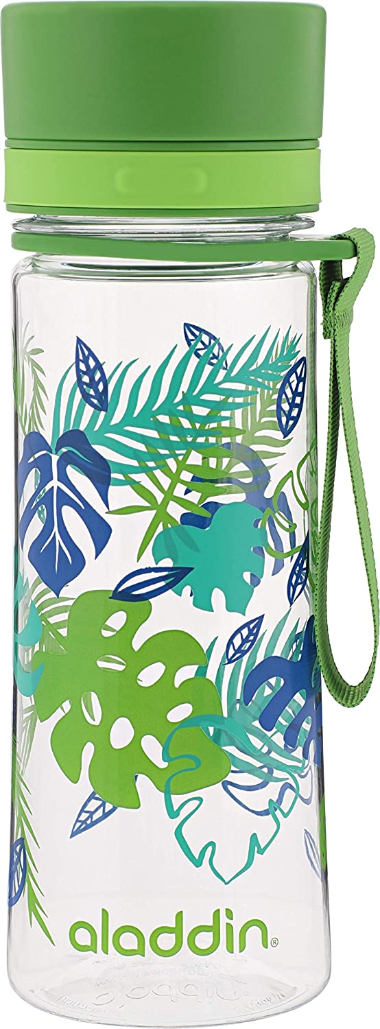 Grey Aladdin Aveo Water Bottle 0.6 Litre