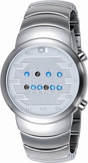 Reloj binario Samui Moon SM104B2  Amazon.es  Relojes 66139e79af5b